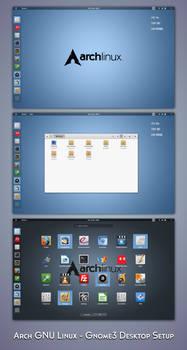 Arch Gnu Linux - Classic Setup