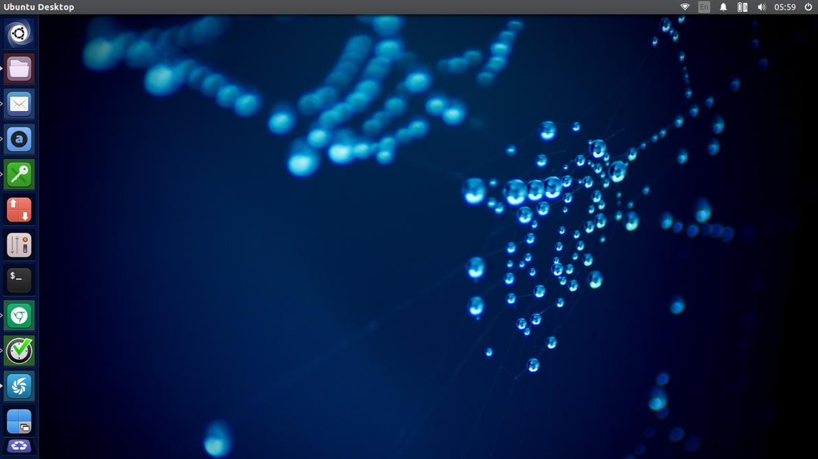 Vertex - Ubuntu 14.04 - Unity by nekron29