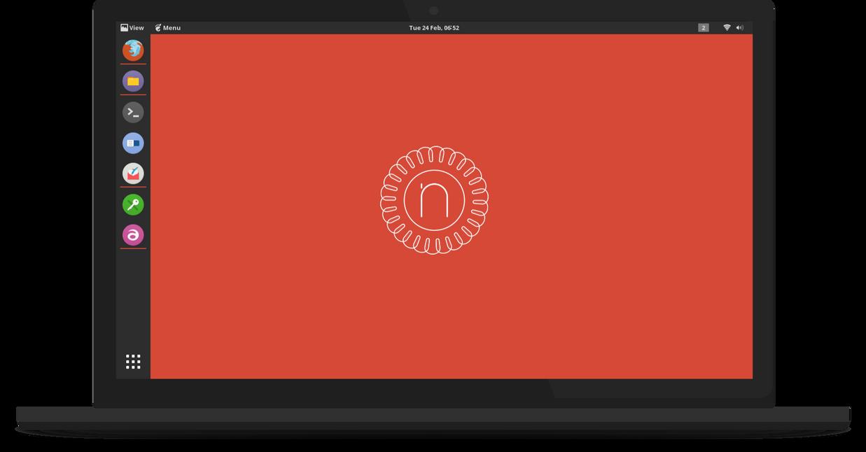 Numix Redux - Fedora 21 Workstation