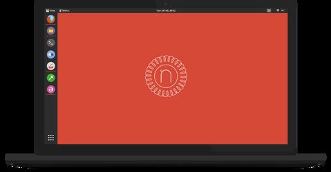 Numix Redux - Fedora 21 Workstation by nekron29