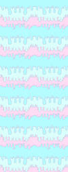 F2U pastel goth droll custom box background by p-iinacolada