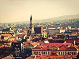 Cluj Napoca by SnakeDemon