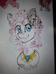 Pinkie! by MariaLovesMLP2105