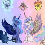 Rulers of Equestria