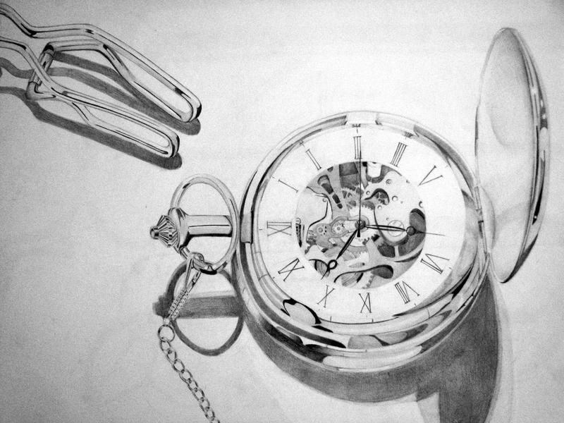 Pocketwatch by CroutonSevant