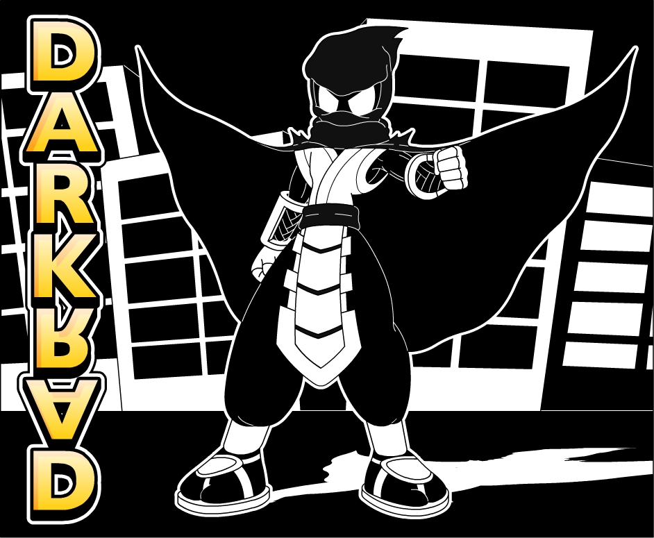 Darkrad promotional by GamersIntel