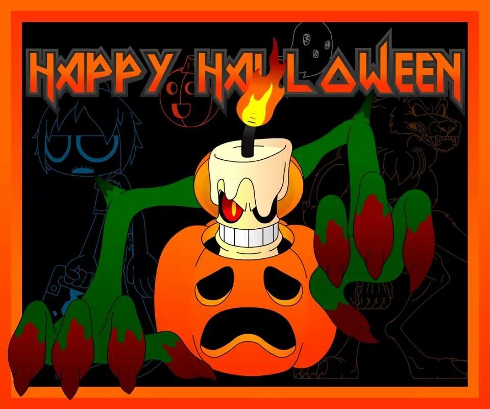 Halloween 2014 by GamersIntel