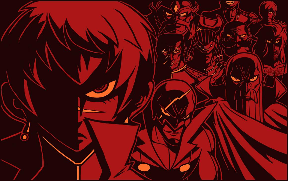 RED MENACE by captainosaka