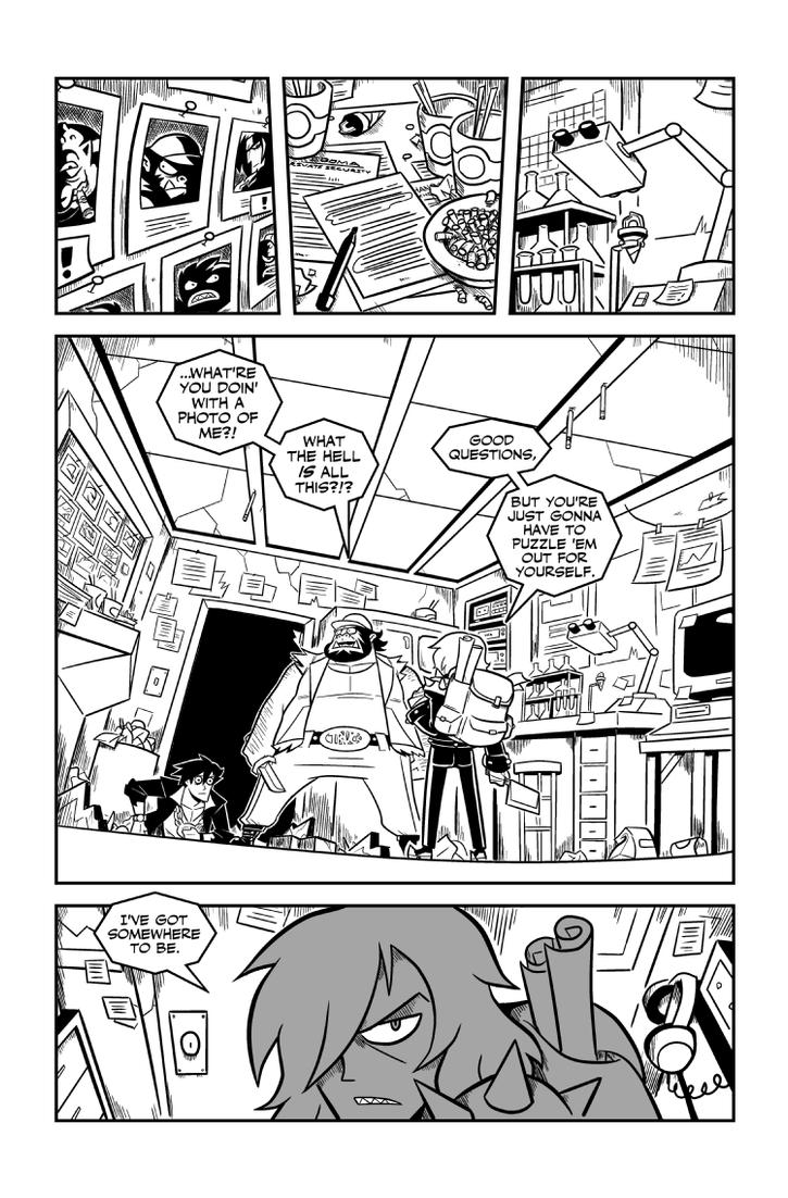 DOUBLE K - 119 by captainosaka