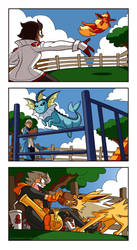 Pokemon GO - Dog Park