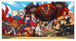 10 YEARS GURREN LAGANN by captainosaka