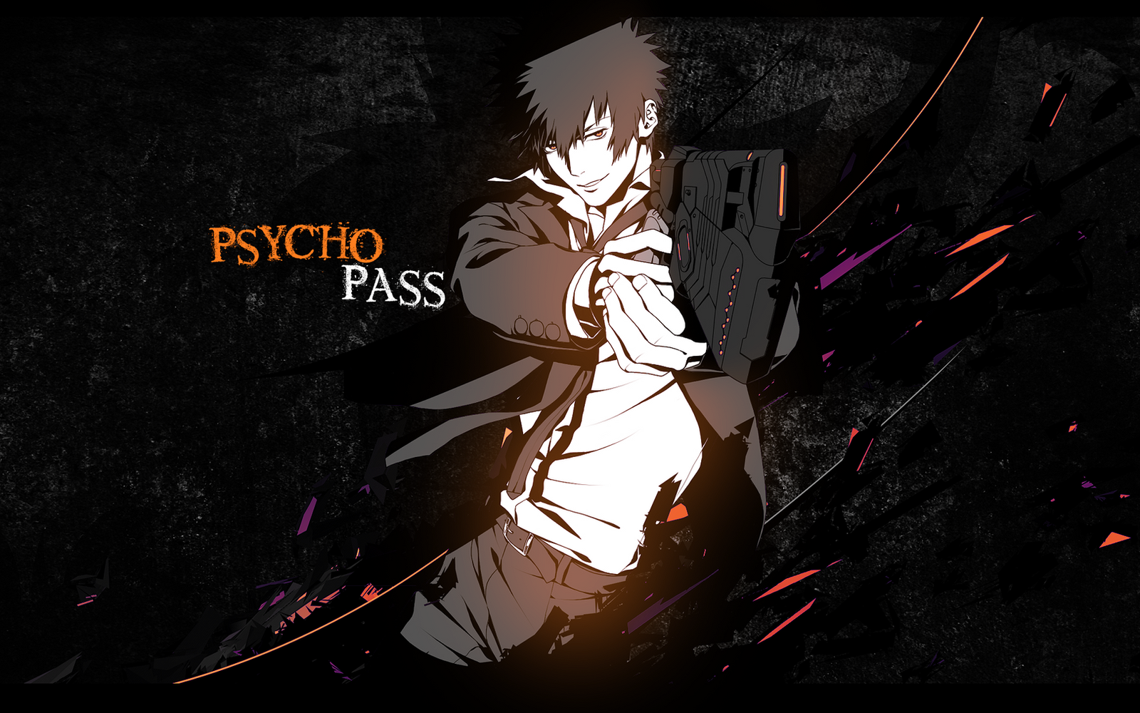 Psycho Pass WallPaper by Cyrux-gfx on DeviantArt