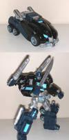 Custom Nemesis Prime