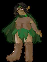 CoA: Lia Grassfoot by incatibelle
