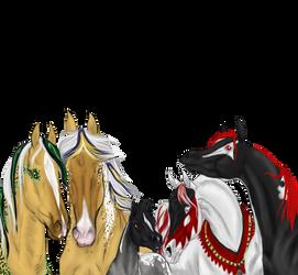 Journal Skin Horses by ColoradoPeaks