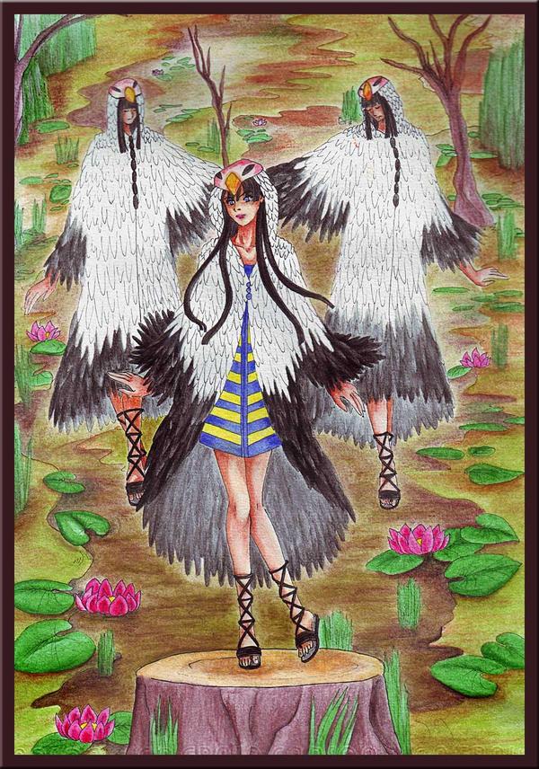 The Marsh Kings Daughter By HC Andersen