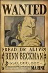Benn Beckman Bounty