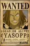 Yasopp Bounty