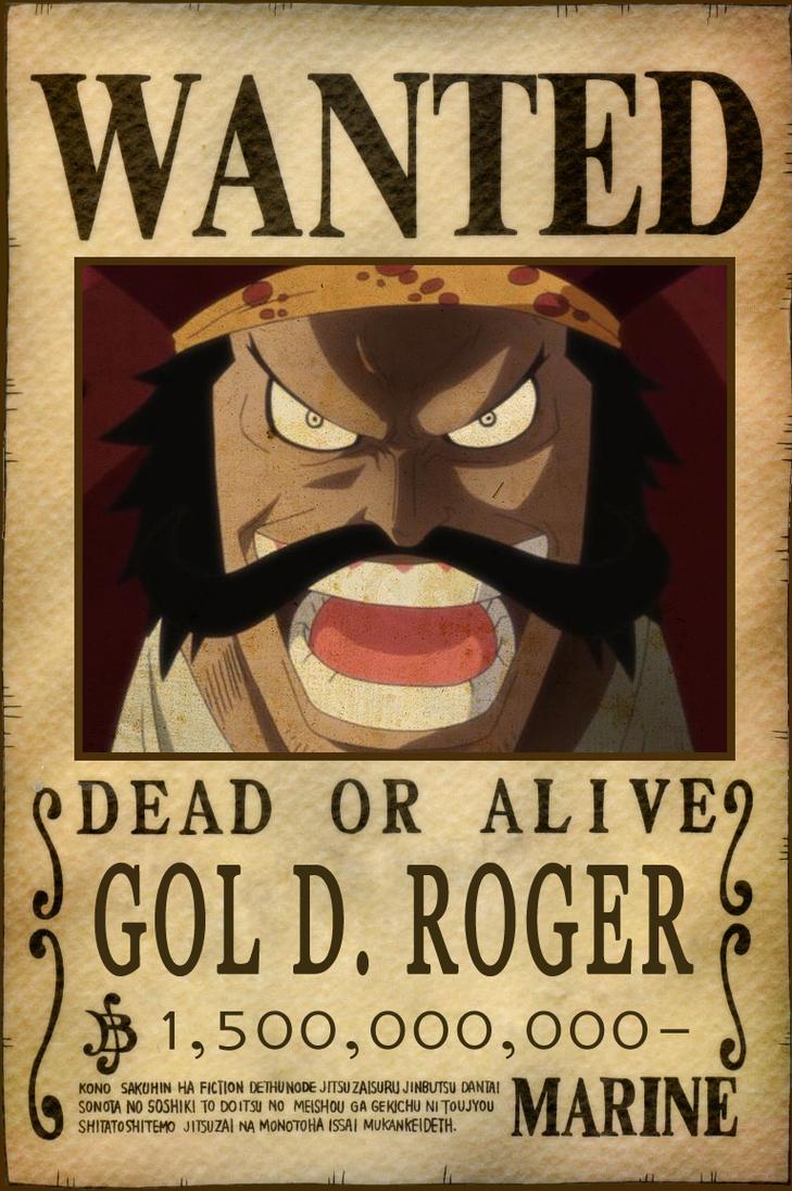 gol d roger bounty by animegalaxyhd on deviantart