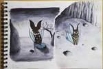 The Racrar Exodus - Illustration by emodroide-douloureux
