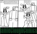 Battle of the Sexes Chapter 1: Page 1 of 6 by JamieCloughComics