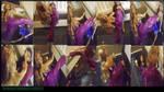 Alexandria vs Princess Jasmine fight 2 41-50 by JamieCloughComics