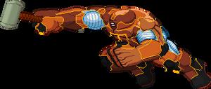 The Worthy Juggernaut/ Kuurth Breaker Of Stone