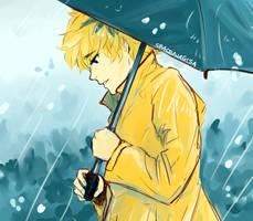 rain by pidgies