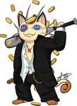 Punk Meowth