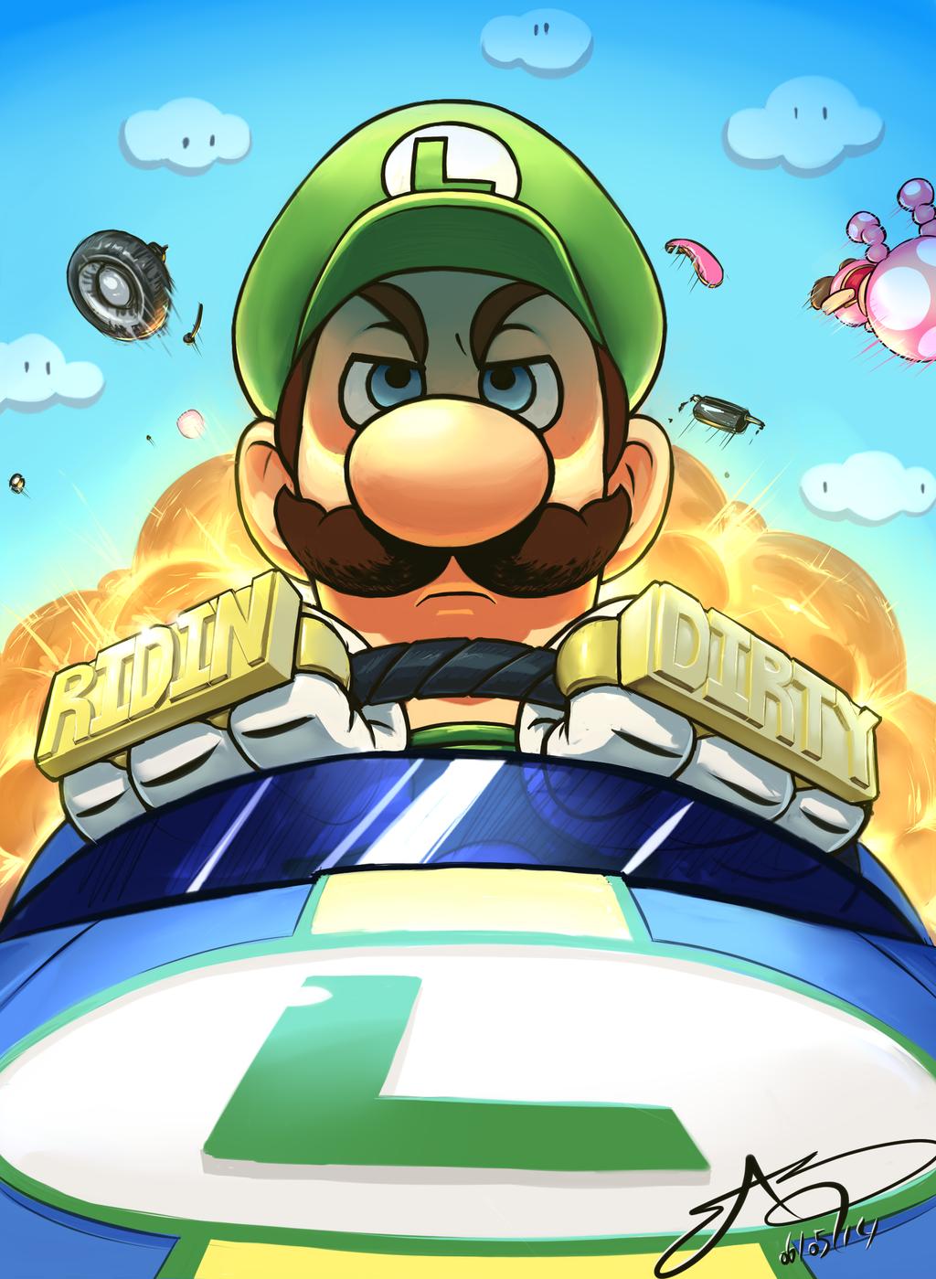 Llfmercs5 Licensed For Non Commercial Use Only Luigi