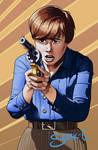 Mattie's got a Gun