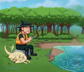 Ryan's Fishin Hole