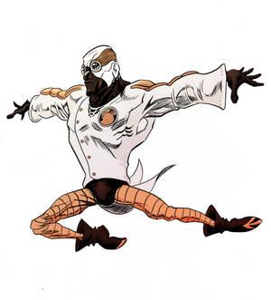 Agent Sparrow Legs