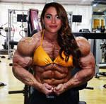 Big Lindsey Morgan