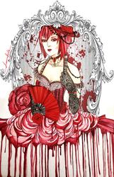 Madame Red - Black Butler