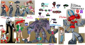 bleedman transformers 3