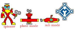 transformers spinner update