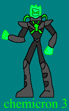 supervillain chemicron the 3rd by NickMaster64