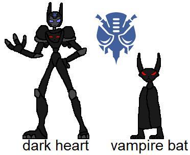 beast wars dark heart by NickMaster64