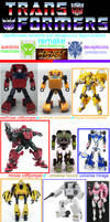 epic transformers and beast wars figure wishlist