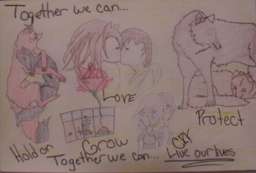 Together We can by Thowan