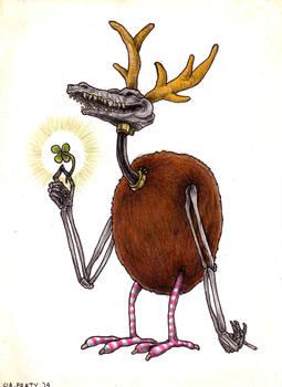 Imaginary Creatures #7