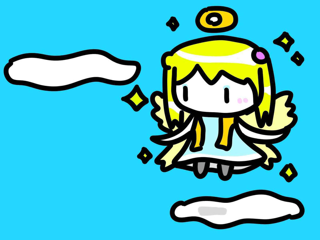 angel by kusaman