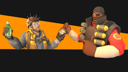 Larry and Demoman