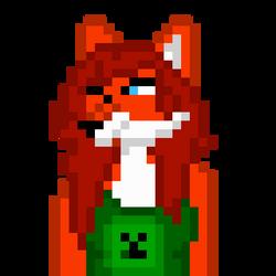 Her Pixel Royalty Phoenix by Left4Cake008