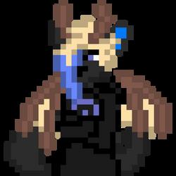 Pixel Kace by Left4Cake008
