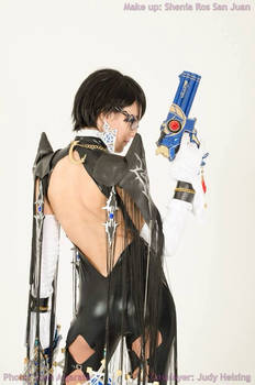 Bayonetta 2 cosplay - Don't fuck with a witch