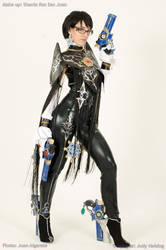 Bayonetta 2 cosplay - Ready to fight! by JudyHelsing