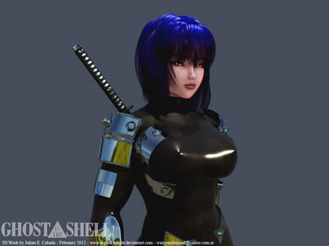 GITS - Cyber Ninja