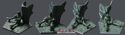 Dead Warrior Zentraedi by asgard-knight